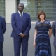 Réunion du premier conseil scientifique du campus franco sénégalais